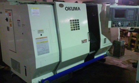 OKUMA LU-15-2SC-600 in Livonia, MI,