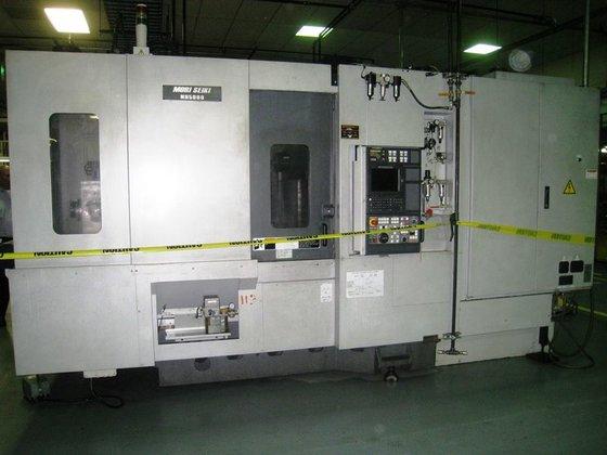 2005 MORI SEIKI NH5000-DCG CNC