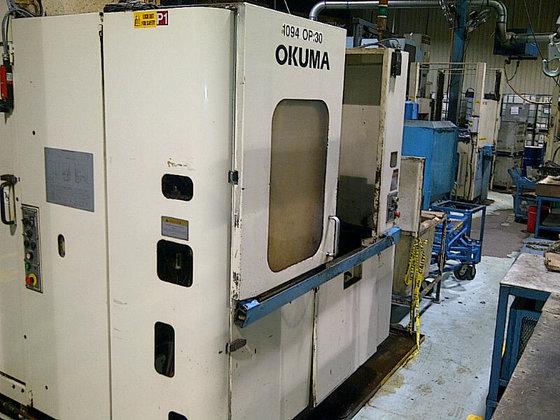 OKUMA MX40-HA in Livonia, MI,