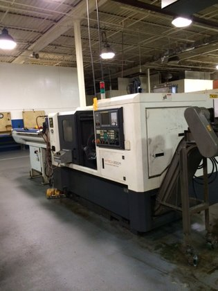HWACHEON Hi-Tech 200A in Livonia,