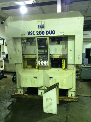 Emag VSC200 Duo in Livonia,