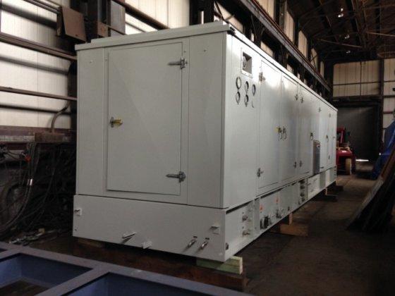 9450 kw Solar Mars 90 Gas Turbine Generating Set in United