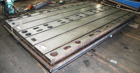 """36"""" x 120"""" T SLOTTED"""