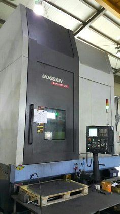 "2012 DOOSAN PUMA VTS-1214 50"","