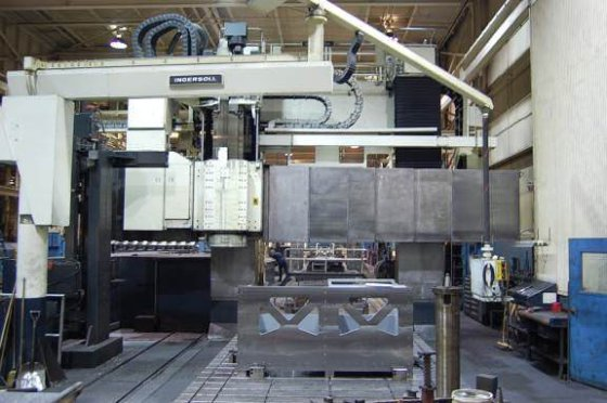 1998 Ingersoll 5-Axis 3.0 in