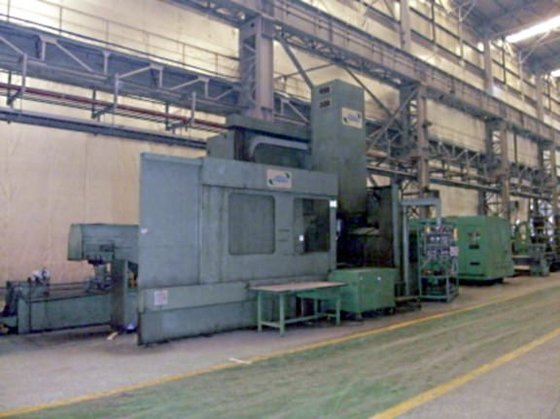 1992 Dorries VCE 2800/2000 in