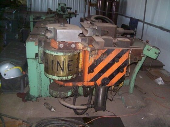 2000 Hines Bending Systems 200NC