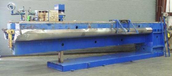 Abicor Binzel Seam Welder in