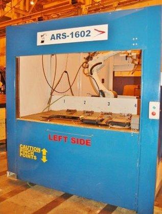 2007 Panasonic ARS-1602 in Tinicum