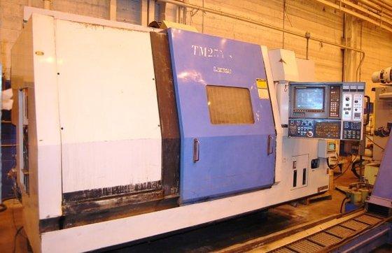 1995 Ikegai TM-25YS in Tinicum