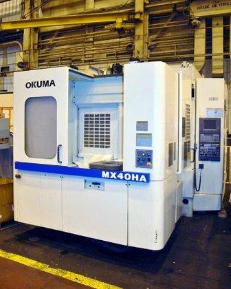1999 Okuma MX-40HA 4-Axis in