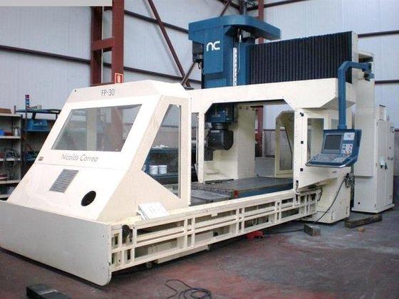 2005 Nicolas Correa FP-3030 5-Axis