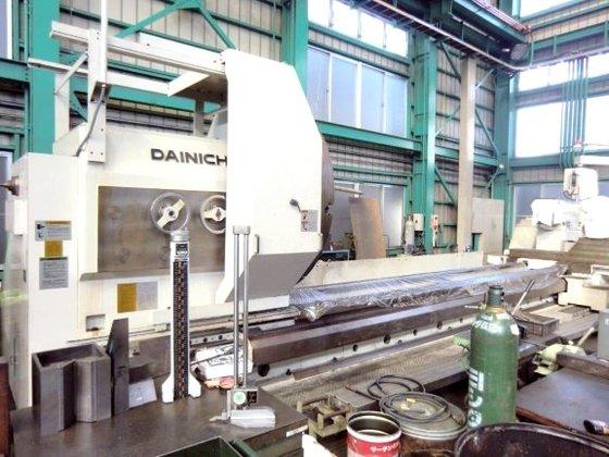 2010 Dainichi W16L in Tinicum