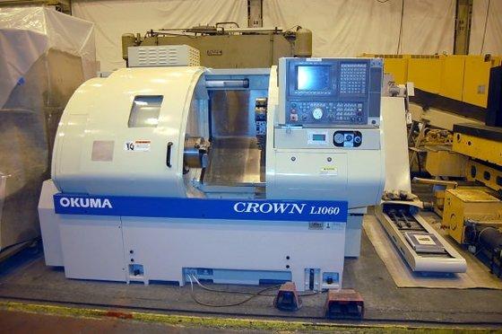 2000 Okuma Crown 1060 in