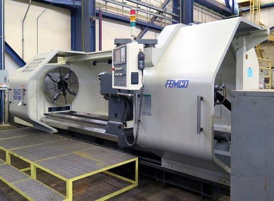2008 Femco BL975/3000 CNC in