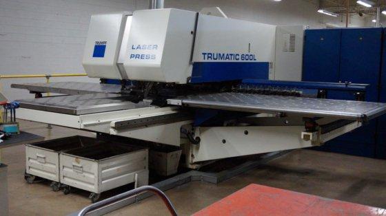 2001 Trumpf TC600L 28780 in