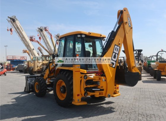 2018 JCB 3DX 18599 in Sharjah, United Arab Emirates