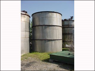 10875 Gal 316 S/S Storage