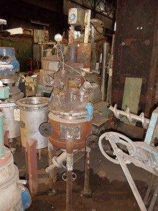 Pfaudler 10 GAL REACTOR, S/S,