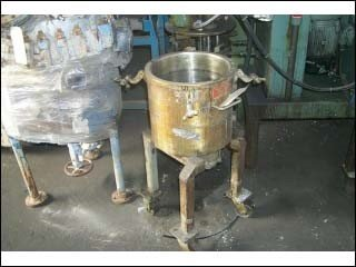 Myers HV550/500-5-5-769 TRI-SHAFT MIXER in