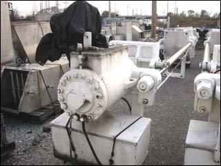 "Sperry 24"" FILTER PRESS SKELETON,"