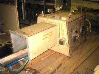 VAC HE-243-6 VACUUM ATMOSPHERES GLOVE