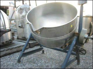 Groen DN50SP 50 GAL KETTLE,
