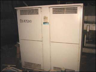 Rex Manufacturing 660 KVA MFG.
