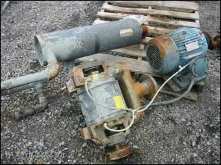 Nash CL202 VACUUM PUMP, 10