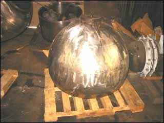 "Stokes 42"" COATING PAN, S/S"