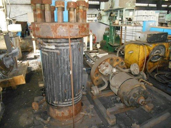 Otenberg 50 GAL AUTOCLAVE, 316
