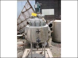 Alloy Craft 40 GAL KETTLE,