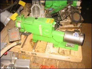 Pulsafeeder 7120-S-F DIAPHRAGM PUMP in