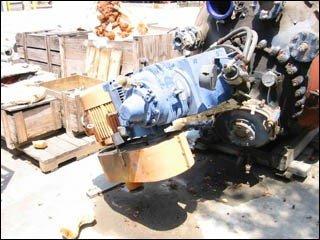 Pfaudler 15 HP AGITATOR DRIVE,