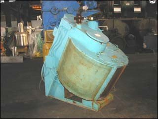 EIRICH R11 MIXER, C/S in