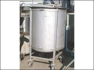 Pfaudler 200 GAL GLASS LINED