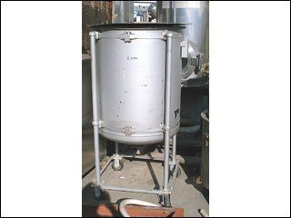 Pfaudler 100 GAL GLASS LINED