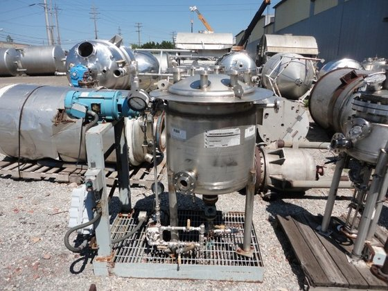 1990 Northland 50 GAL STAINLESS