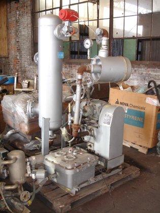 Busch 125 CFM MONOVAC VACUUM