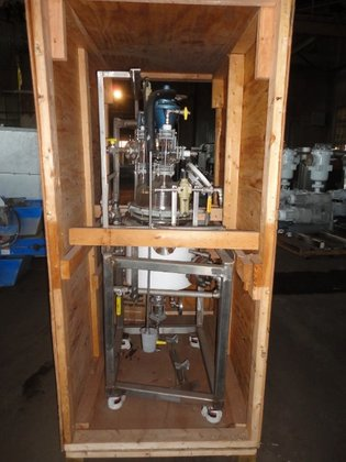 5 GAL REACTOR GLASS AND