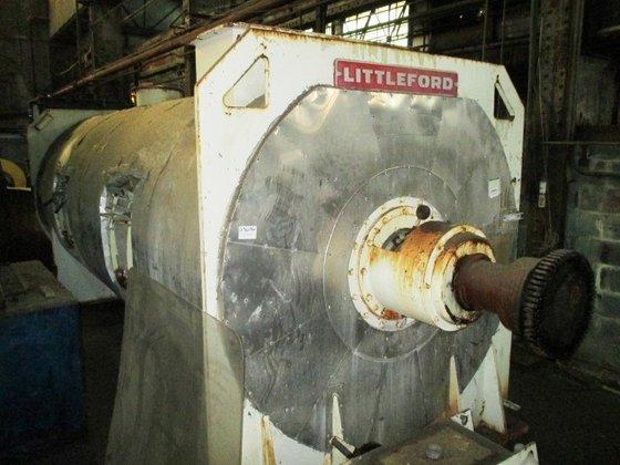 1989 Lodige-Littleford KM13500 MIXER, S/S,