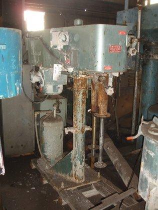 Myers 550A-5-7.5 V550A-5-7.5 DUAL SHAFT