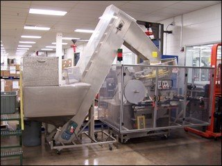 Merrill TABLET PACKAGING LINE, 72-16