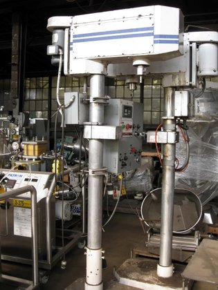 All-Fill B AUGER FILLER in