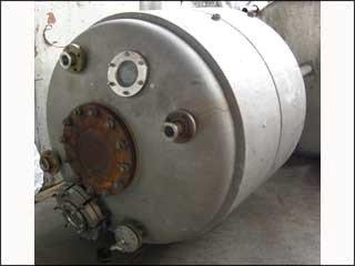 1972 Glasco 200 GAL REACTOR,