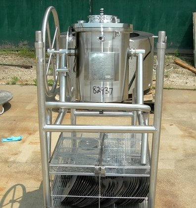 2000 Precision 17 LITER STAINLESS