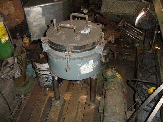 Sparkler 14D4 FILTER HASTELLOY C-276