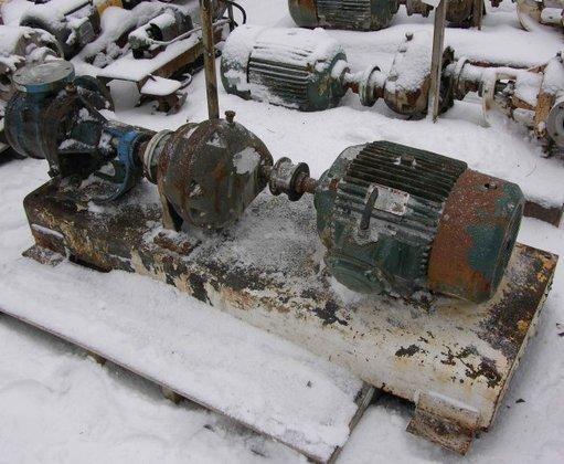 "Viking Pump 3"" GEAR 10"