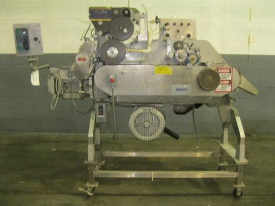 Ackley CAPSULE PRINTER in Cleveland,