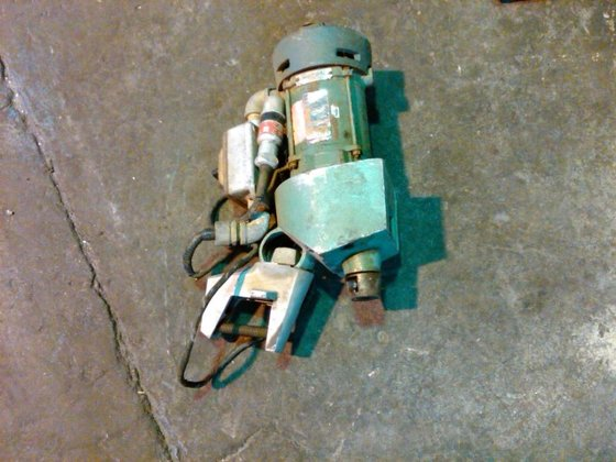 Lightnin ND-1A .25 HP AGITATOR